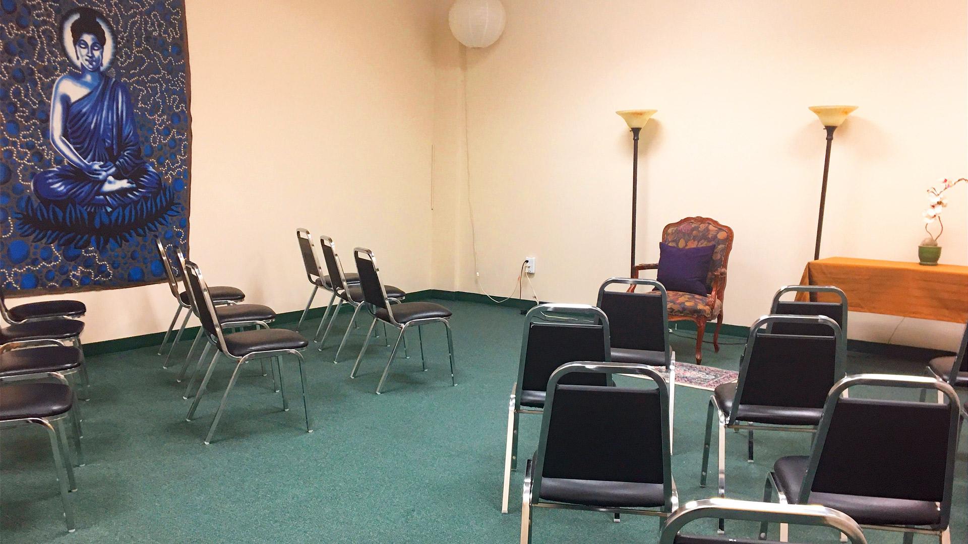 Dancing Moon Event Room